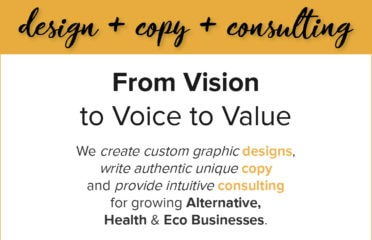 Design + Copy + Consulting